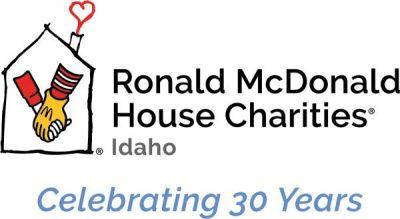 RMHC of Idaho 30 Anniversary logo