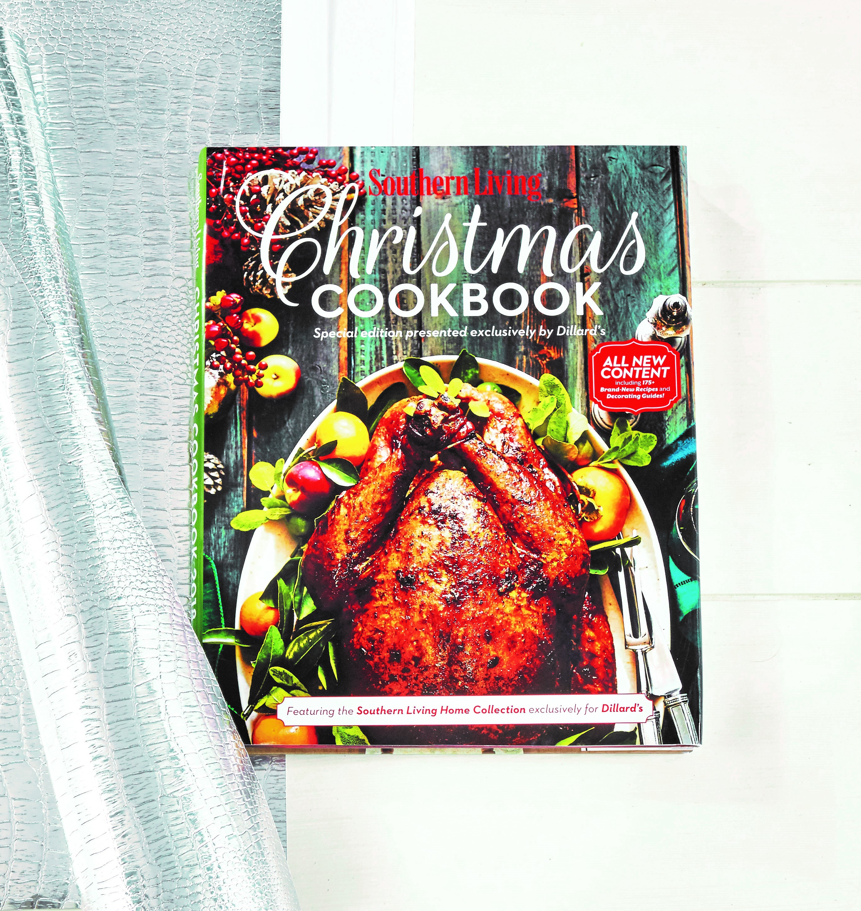 2018 Dillard's Holiday Cookbook