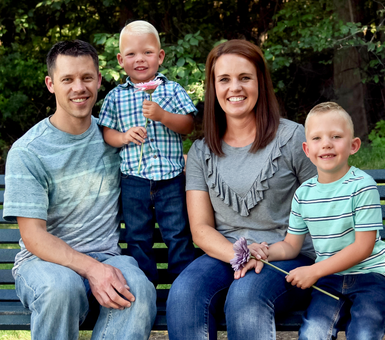 Jensen Family Story